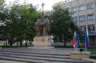 "Добрич - паметник$$$$ <a href=""http://www.imagesfrombulgaria.com"" target=""_blank"">www.imagesfrombulgaria.com</a>$$Петър Янков"
